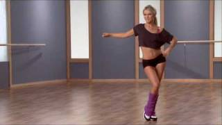 Julianne Hough dancing workout