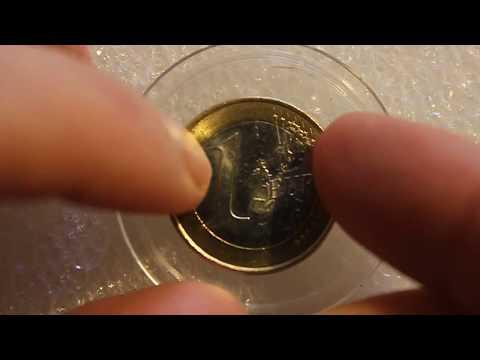Very rare Andorra 1 Euro Coin found in circulation!!!!