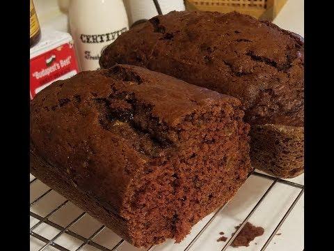 chocolate-zucchini-squash-bread-|-super-easy!