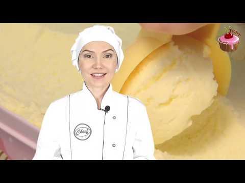 Тот самый пломбир из детства! Как приготовить домашнее мороженое пломбир. Смотрите пошаговый рецепт