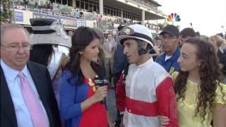 McGaughey and Velazquez Discus Florida Derby