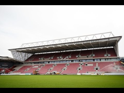 Ashton Gate Update: A Tour Of The New West Stand