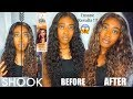 CLAIROL COLOR CRAVE REVIEW  on DARK HAIR ??? | temporary hair dye   (FULL DEMO, RESULTS, REVIEW)