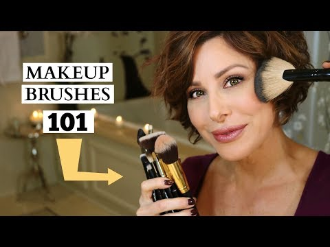 Makeup Brushes 101: Everything You Need To Know