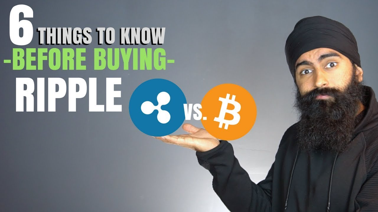 Ripple – What You NEED To Know Before Buying Ripple