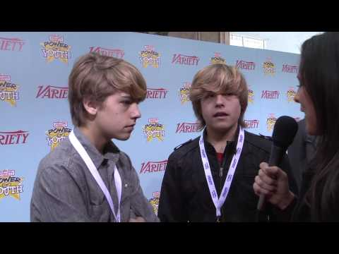 Dylan & Cole Sprouse Interview (Suite Life on Deck): Variety's Power of Youth 2009
