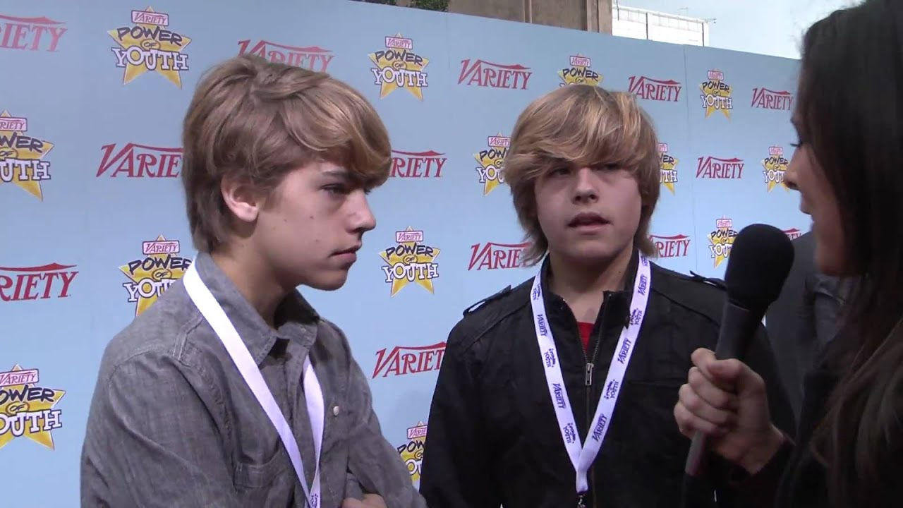 Dylan & Cole Sprouse Interview (Suite Life on Deck ...