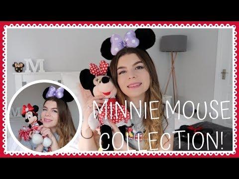 MINNIE MOUSE PLUSH COLLECTION 2019!! | Meg Lev