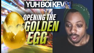 Spike Rush, Opening Golden Egg - Rocket League