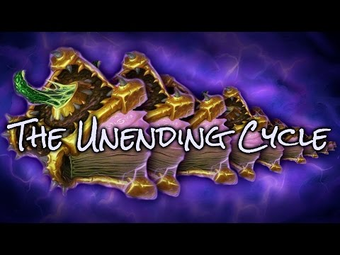 [Hearthstone] The Unending Cycle (Priest vs Mage)