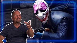 Former Bank Robber REACTS to PAYDAY 2 | Experts React