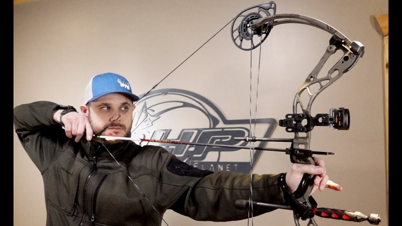 Bowtech Convergence Bow