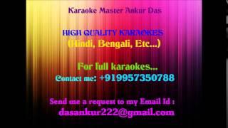 Mere Desh Premiyon Karaoke Deshpremi By Ankur Das 09957350788