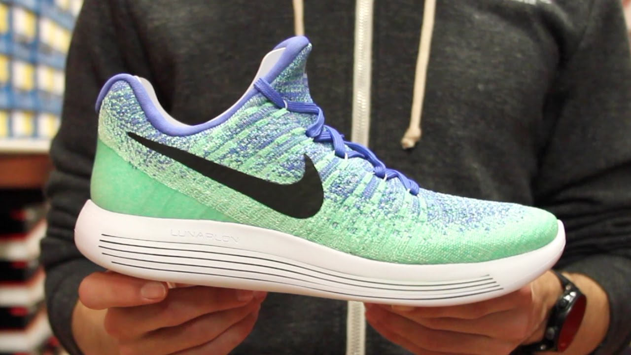57550b09845 Nike LunarEpic Low Flyknit 2 Review. Naperville Running Company