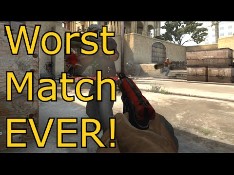 Cs go matchmaking bad players