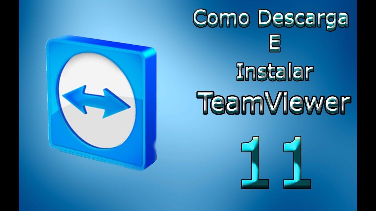 descargar teamviewer 11 mac