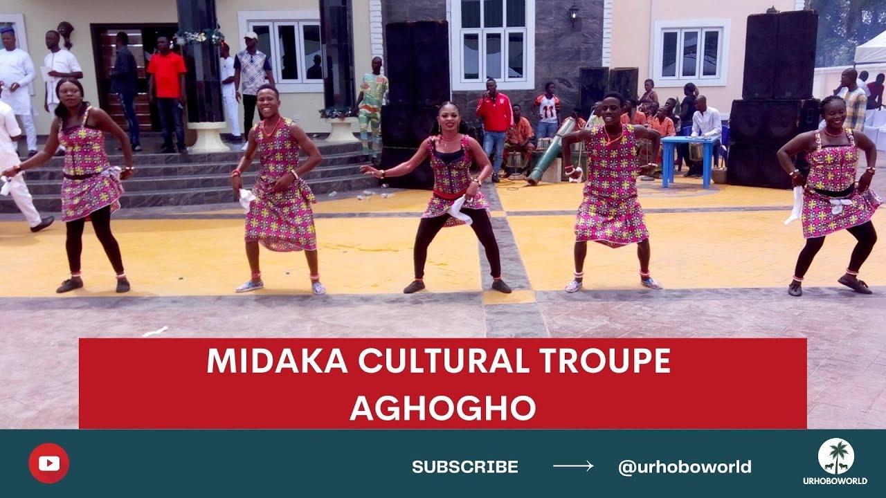 Download Urhobo Music - Midaka Cultural Dance - Mi Yero Wa Vwa