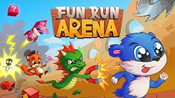 Fun Run Arena Multiplayer Race Android Gameplay ᴴᴰ
