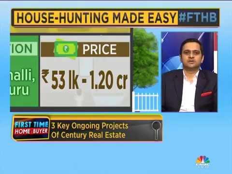 Mr. Ravindra Pai, MD - Century Real Estate on CNBC TV 18