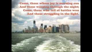 Come, People Of The Risen King {with lyrics} - //Keith & Kristyn Getty, Stuart Townend\\
