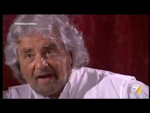 Beppe Grillo: l'Intervista integrale di Enrico Mentana