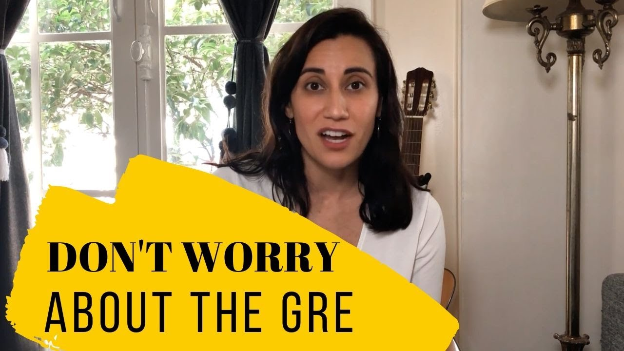 Download Why you shouldn't worry about the GRE
