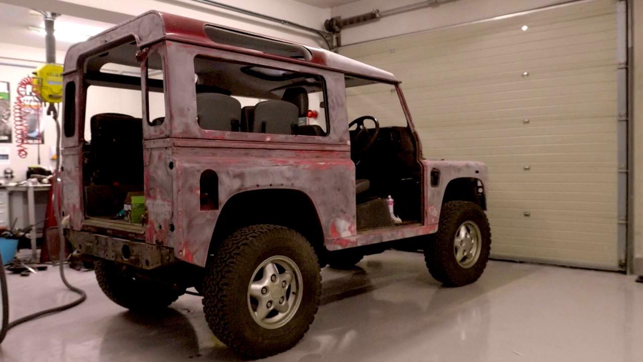 Raptor Land Rover RU - YouTube