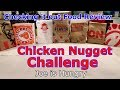 BoJangles Wendy's Popeye's Chick Fillet KFC Sonic McDonalds -- Chicken Nugget Challenge