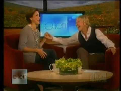 Mariska Hargitay on The Ellen Show