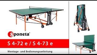Купить теннисный стол в Кишиневе(Купить теннисный стол Sponeta ExpertLine S 4-72 i в Кишиневе Sponeta - немецкое качество теннисных столов! www.megasport.md - здесь..., 2015-10-28T11:50:46.000Z)