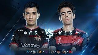CLS - Semana 2 - FG vs KLG