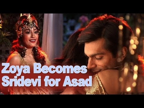 Qubool Hai Asad And Zoya Dance Video Qubool Hai - Zoya Beco...