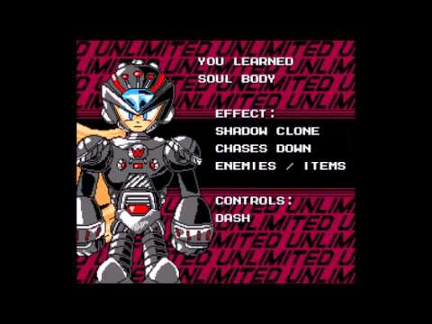 MegaMan Unlimited: Get a Weapon [Rytmik Rock Edition] by