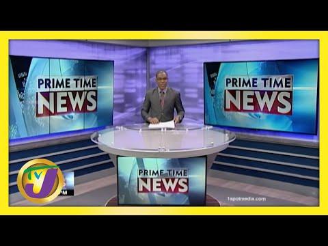 Jamaica News Headlines   TVJ News - June 9 2021