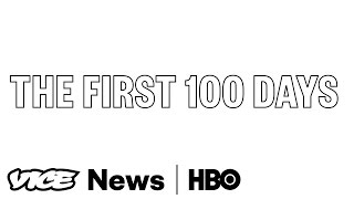 Trump 100 Days Special  VICE News Tonight on HBO