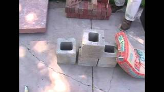 Brick Mailbox Installation Part 1