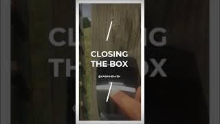 LOCKBOX GATE