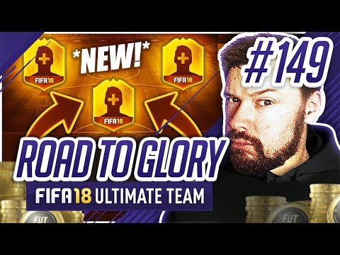 NEW SQUAD ADDITIONS! - #FIFA18 Road to Glory! #149 Ultimate Team