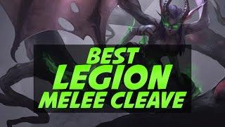 INSANE Demon Hunter Arenas - World of Warcraft Legion