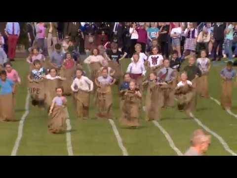 Braemar Gathering Royal Highland Games 2017