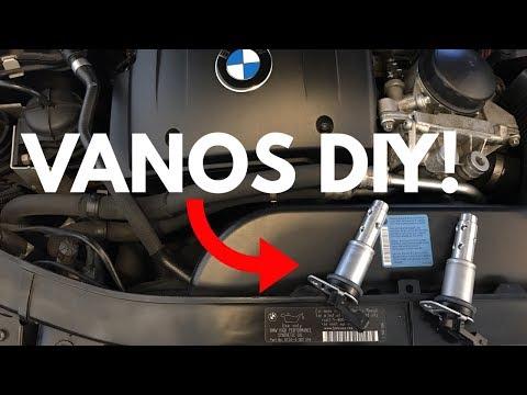BMW Vanos Solenoids DIY!