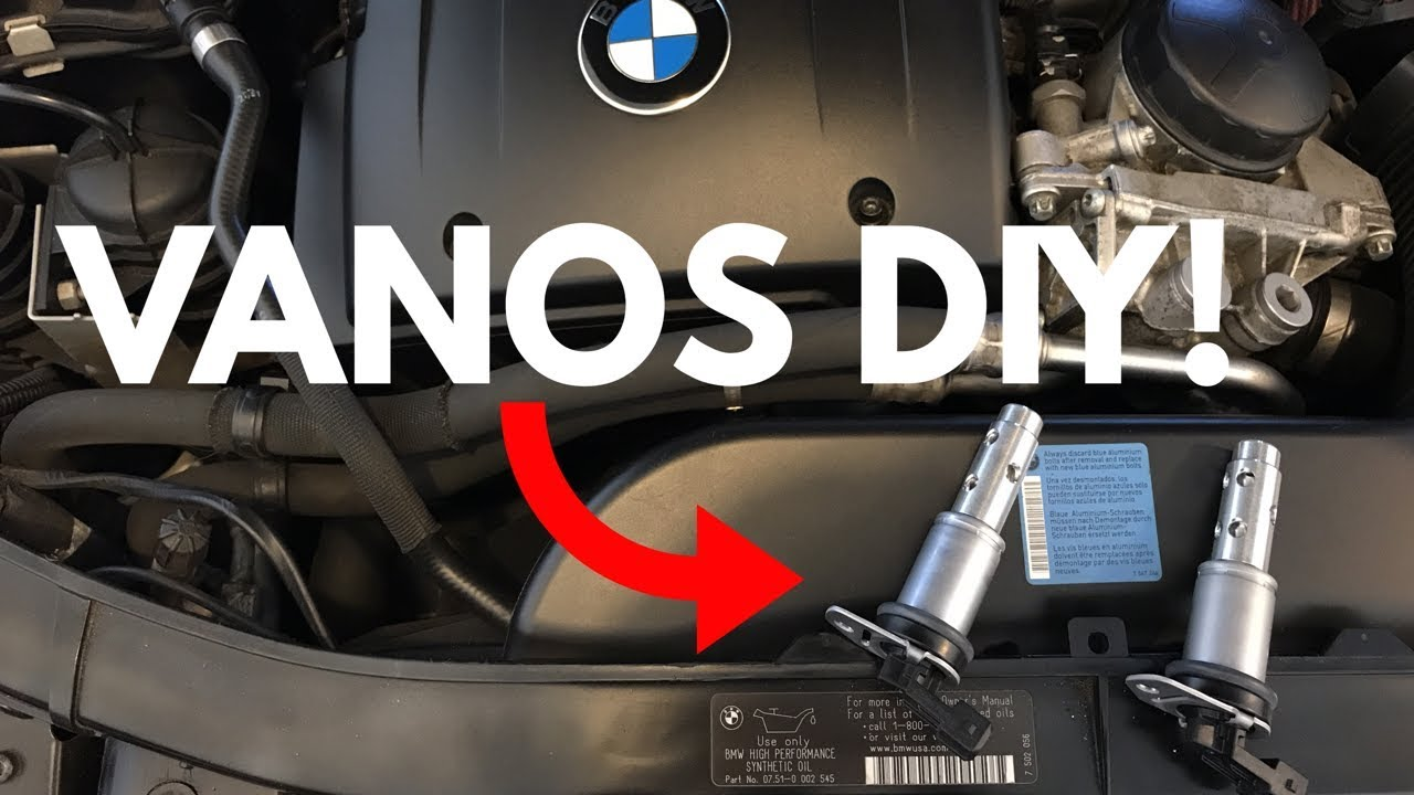 Bmw Vanos Solenoids Diy Youtube