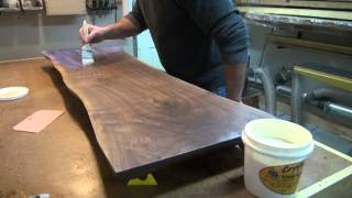 Live Edge Table - Episode Ten