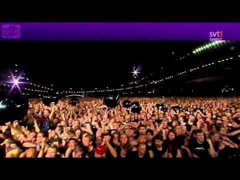 Metallica - Creeping Death (Live, Gothenburg July 3. 2011) [HD]