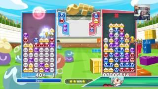 Dan gets murdered by S2LSOFTENER at Puyo Puyo Tetris!