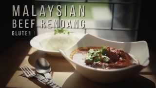 Gluten Free Asian Recipes -  Malaysian Beef Rendang Curry