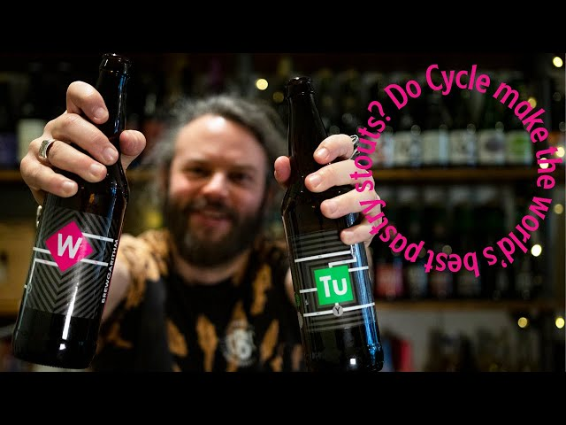 Hype Train: do Cycle Brewing make the world's best Pastry Stouts? | The Craft Beer Channel