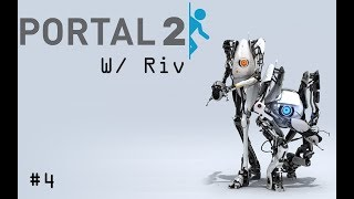 Portal 2: Community Co-Op Test Chambers w/ Riv - CAN'T TOUCH THIS