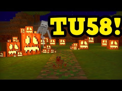 Minecraft Xbox 360 / PS3 / PS4 - TU58 Release Date INFO