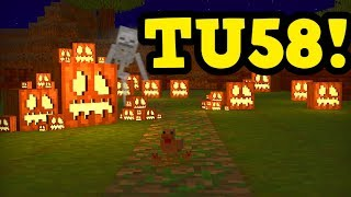 Minecraft Xbox 360 / PS3 / PS4 - TU58 Release Date INFO